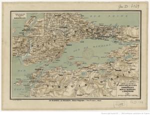 Bosphore et Dardanelles