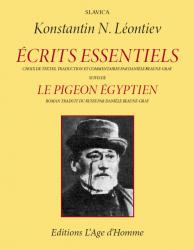 Leontiev Ecrits essentiels