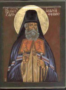 St André d'Oufa