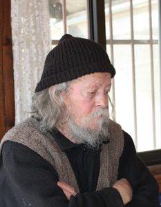 Geronda Gabriel K recadré
