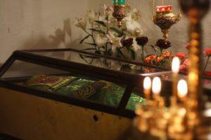 Saint Agapit Reliques