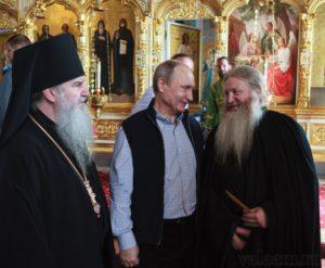 (Photo, Site web du Monastère de Valaam)