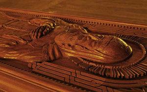 Reliquaire de St Arsène. Photo Semizdat.ru